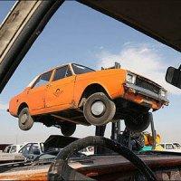 نوسازی تاکسی فرسوده