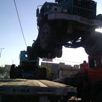 اسقاط خودرو فرسوده سنگین